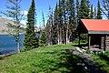 Sunburst Lake with Sunburst Cabin.jpg