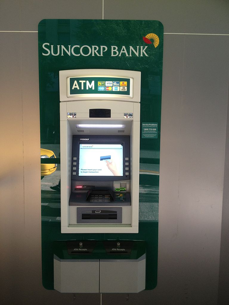 how to use suncorp eftpos machine