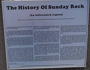 Sunday Rock - History of Sunday Rock
