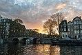 Sunset in Amsterdam, Netherlands.jpg