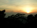 Sunset on genting.JPG