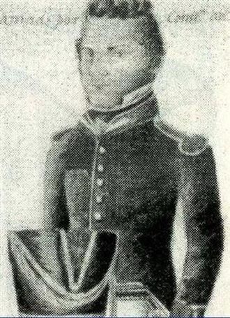 Antonio de Benavides - Image: Supposed Portrait of Antonio Benavides