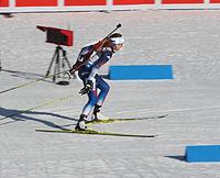 Susan Dunklee at Biathlon WC 2015 Nové Město.jpg