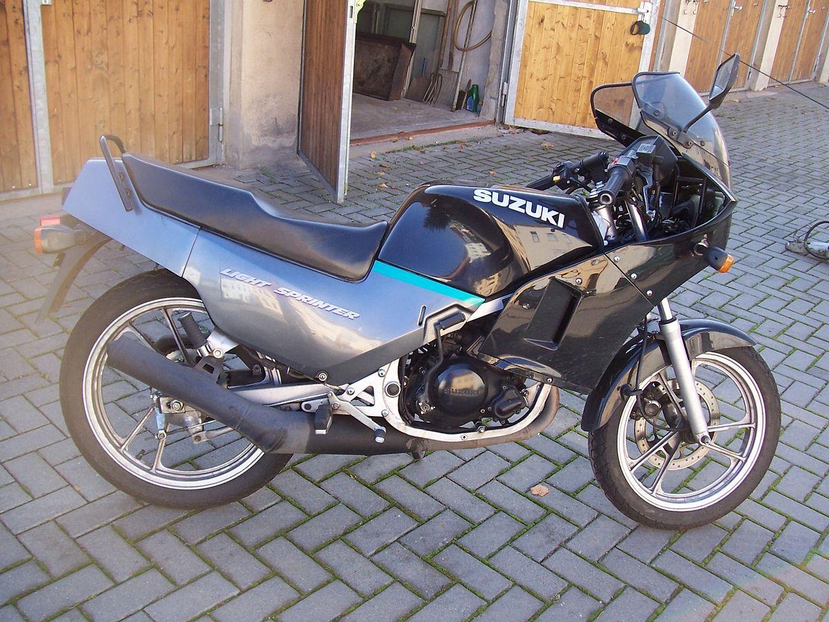 Suzuki RG 80 Gamma – Wikipedia