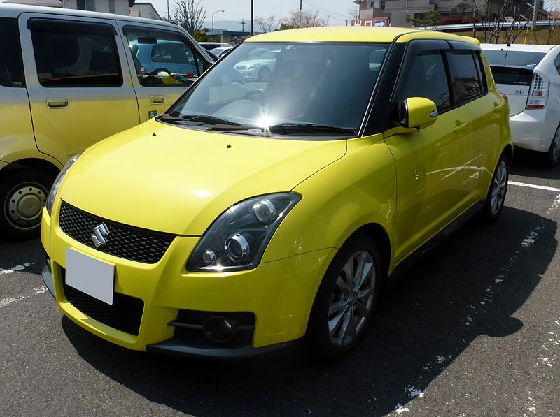 File:Suzuki SWIFT SPORT (ZC31S) front.JPG