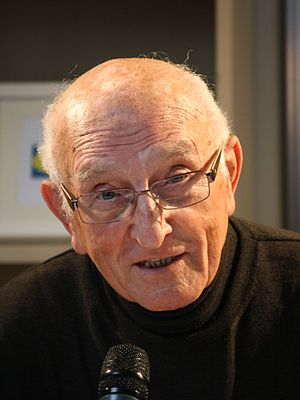 Otakar Brousek Sr. - Brousek in May 2011