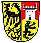 Das Wappen von Burgbernheim
