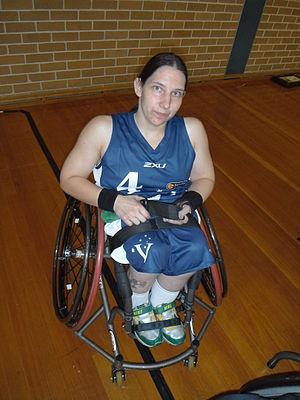 Melanie Domaschenz - Image: Sydney Basketball Melanie Domaschenz