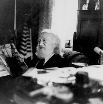 Sydney Bromley - at his home in Woldingham, Surrey, UK