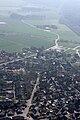 Syke und am rechten Bildrand Baugebiet westlich der Sulinger StrIMG 0435.JPG