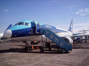 TAME - Embraer 170