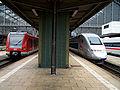 TGV POS. 4404+BR423 Hauptbahnhof Frankfurt 09052009.JPG