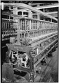 THIRD FLOOR, WHITIN SPINNING FRAMES, 1902, DETAIL - Bamberg Cotton Mill, Main Street, Bamberg, Bamberg County, SC HAER SC,5-BAMB,1-24.tif