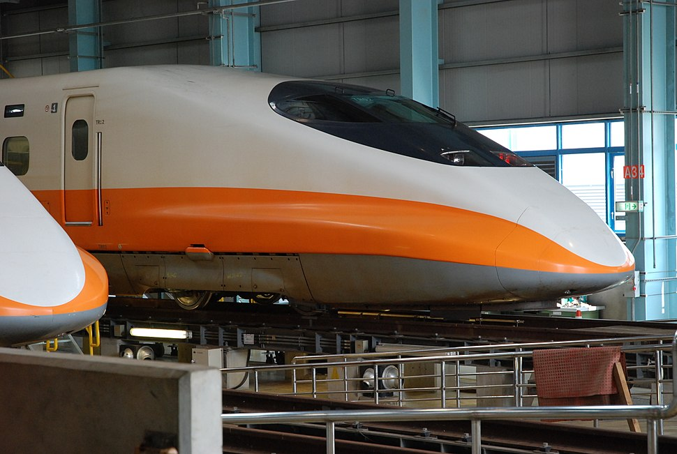 THSR 700T Front view