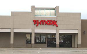TJ Maxx - TJ Maxx store, Ypsilanti, Michigan