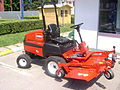 TORO Groundsmaster 3280-D all-purpose mower at Construct Expo Utilaje 2010.JPG