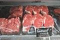 TW 臺北市 Taipei City 松山區 Songshan District shop The Area shop 很牛 TGB 炭燒牛排 The GodBeef steak House August 2019 IX2 01.jpg