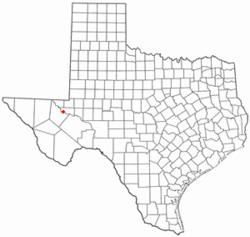 Barstow Texas Wikipedia