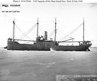 USS <i>Taganak</i> (AG-45)