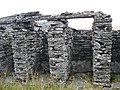 Tai bach - close up of the cubicles - geograph.org.uk - 597285.jpg
