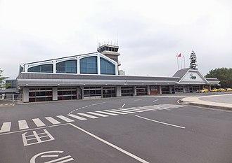 Taitung City - Taitung Airport