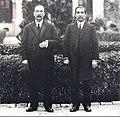 Tang Shaoyi and Sun Yat-sen.jpg