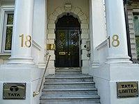 Tata Limited 18 Grosvenor Place.JPG
