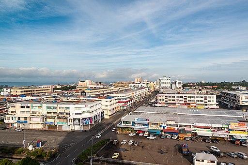 Tawau Sabah TownViewFromLA- Hotel-01