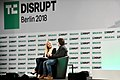 TechCrunch Disrupt Berlin 2018 (44297236300).jpg