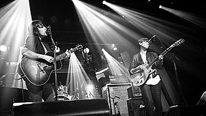 Tegan and sara at the polaris music prize gala 2010 by dustin rabin.jpg