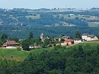 Teillots village.JPG