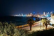 Tel Aviv night