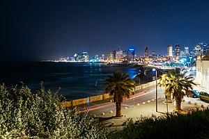 Tel Aviv Nacht