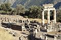 Temple of the Athena Pronaia in Delphi, 380 BC, 060096.jpg