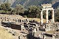 Temple of the Athena Pronaia in Delphi, 380 BC, 060096.jpg