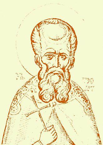 May 18 (Eastern Orthodox liturgics) - Image: Teodot Ankirski