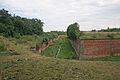 Terezín - Hlavní pevnost, úplné opevnění 04.JPG