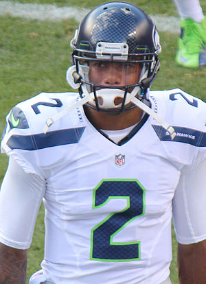 Terrelle Pryor - Pryor with the Seattle Seahawks in 2014