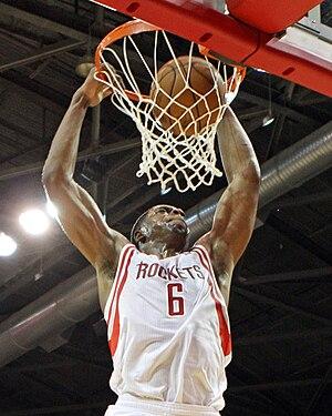 Terrence Jones - Jones with the Rockets in October 2012