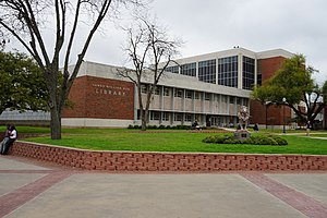 Texas A&M University–Commerce - James Gee Library