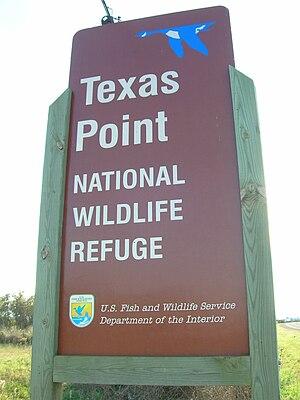 McFaddin and Texas Point National Wildlife Refuges - Texas Point National Wildlife Refuge