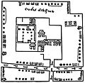 Texcoco Aztec Metric System Codex Humboldt black and white detail Fragment VI.JPG