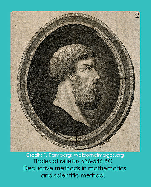 File:Thales of Miletus Mathematics Timeline Card.jpg