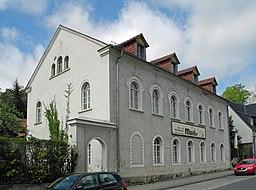 Roßmäßlerstraße in Tharandt
