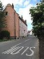 The A149 winding its way through Cley - geograph.org.uk - 841891.jpg