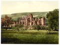 The Abbey, Melrose, Scotland-LCCN2002695025.tif