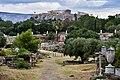 The Acropolis from Kerameikos Cemetery on July 15, 2019.jpg