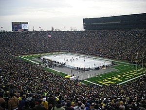 List Of Outdoor Ice Hockey Games Wikipedia