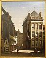 The Brouwershuis in Leuven, by Joseph Maswiens 1828-1880, undated - Museum M - Leuven, Belgium - DSC05597.JPG