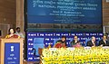 The Director Photo Division, Ministry of Information & Broadcasting, Ms. Rolly Mahendra Varma addressing at the 3rd National Photo Awards 2012 ceremony.jpg